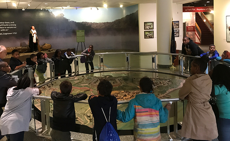 Guided Tours: Fort Pitt Museum - Outposts of Empire