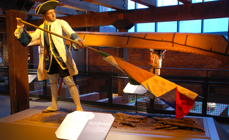 Guided Tours: History Center and Fort Pitt Museum Tour