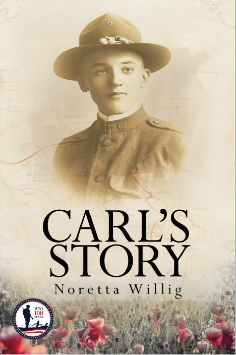 Coincidence after coincidence happened to fulfill Carl's remarkable story. The honor for his stunning discovery, scholarly identification, and solemn burial belongs to Thanks GIs in France, the members of the U.S. Army, and all who loved him. Courtesy of Noretta Willig.