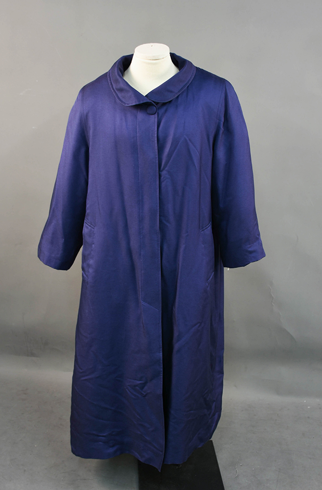 Jacket worn by Knoll on Inauguration Day, 2003.