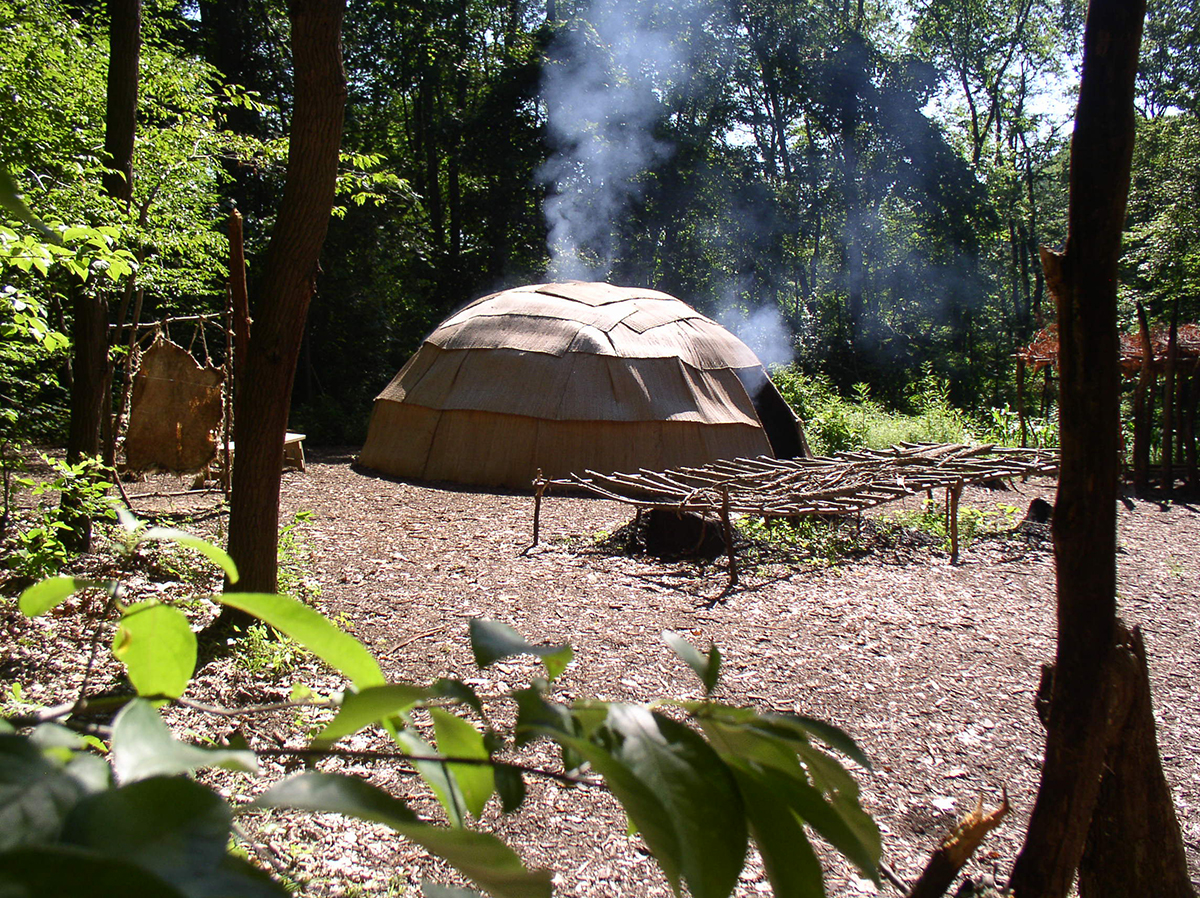 Meadowcroft's 16th-century Monongahela Indian Village
