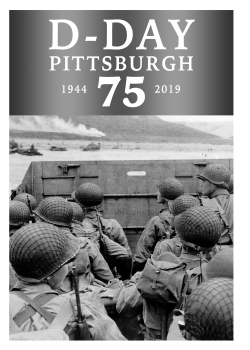 Pittsburgh D-Day 75