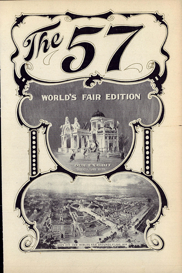 The 57: Volume VIII, No. 1, World's Fair Edition, 1904, H.J. Heinz Company Records