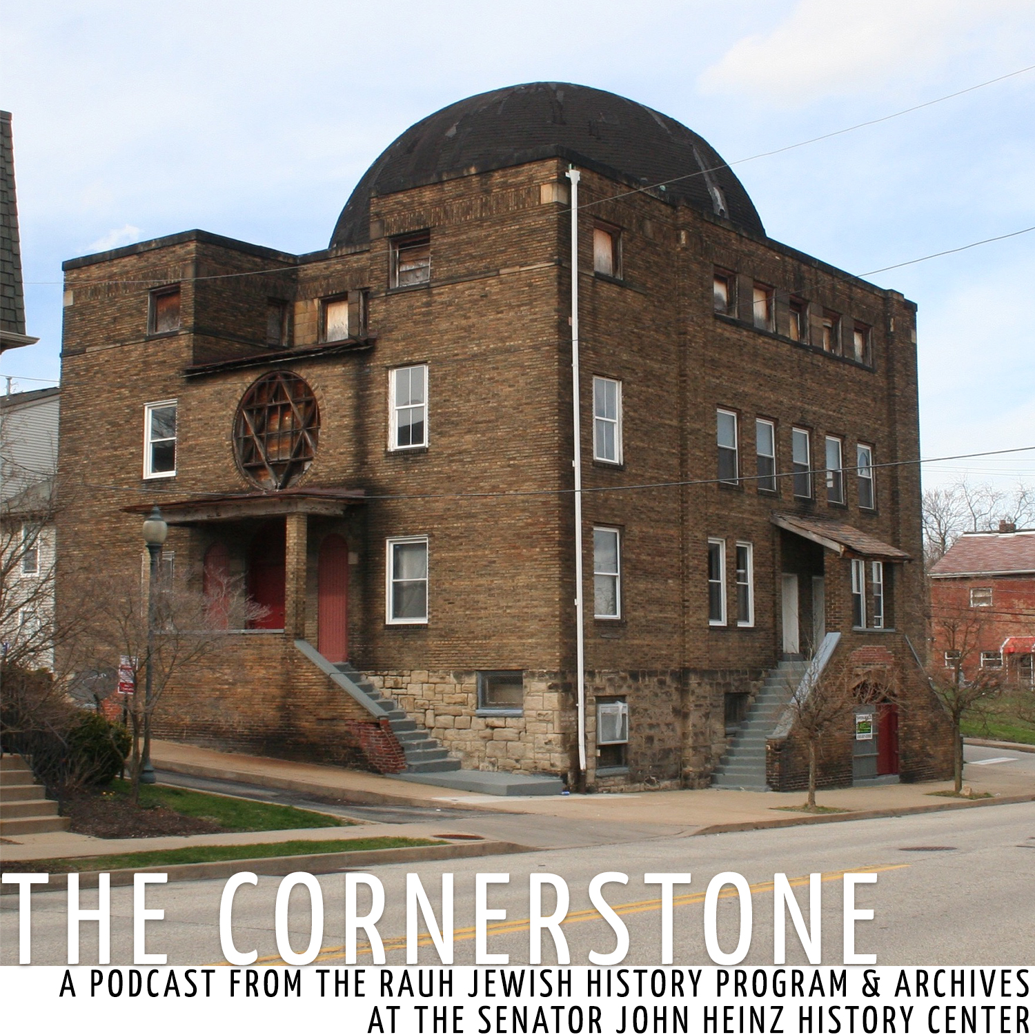 The Cornerstone Podcast