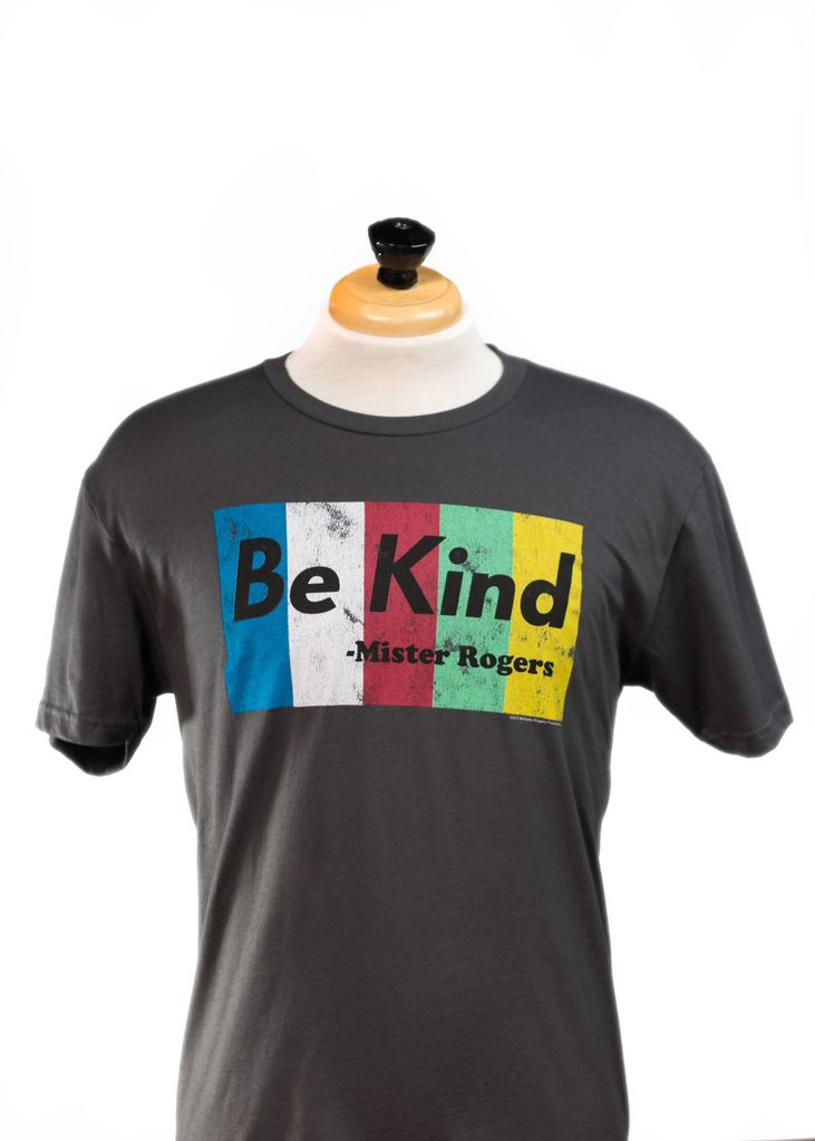 Be Kind - Mister Rogers, T-Shirt
