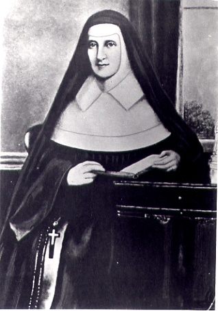 Portrait of Catherine McAuley, c. 1835. Courtesy of Sisters of Mercy of Pittsburgh.