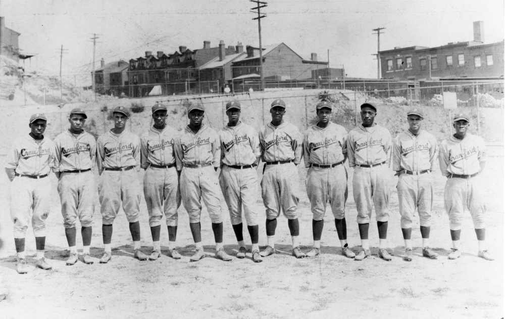 1929 Pittsburgh Crawfords