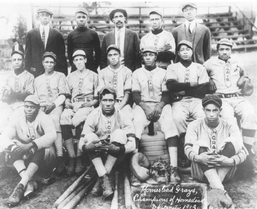 The 1913 Homestead Grays