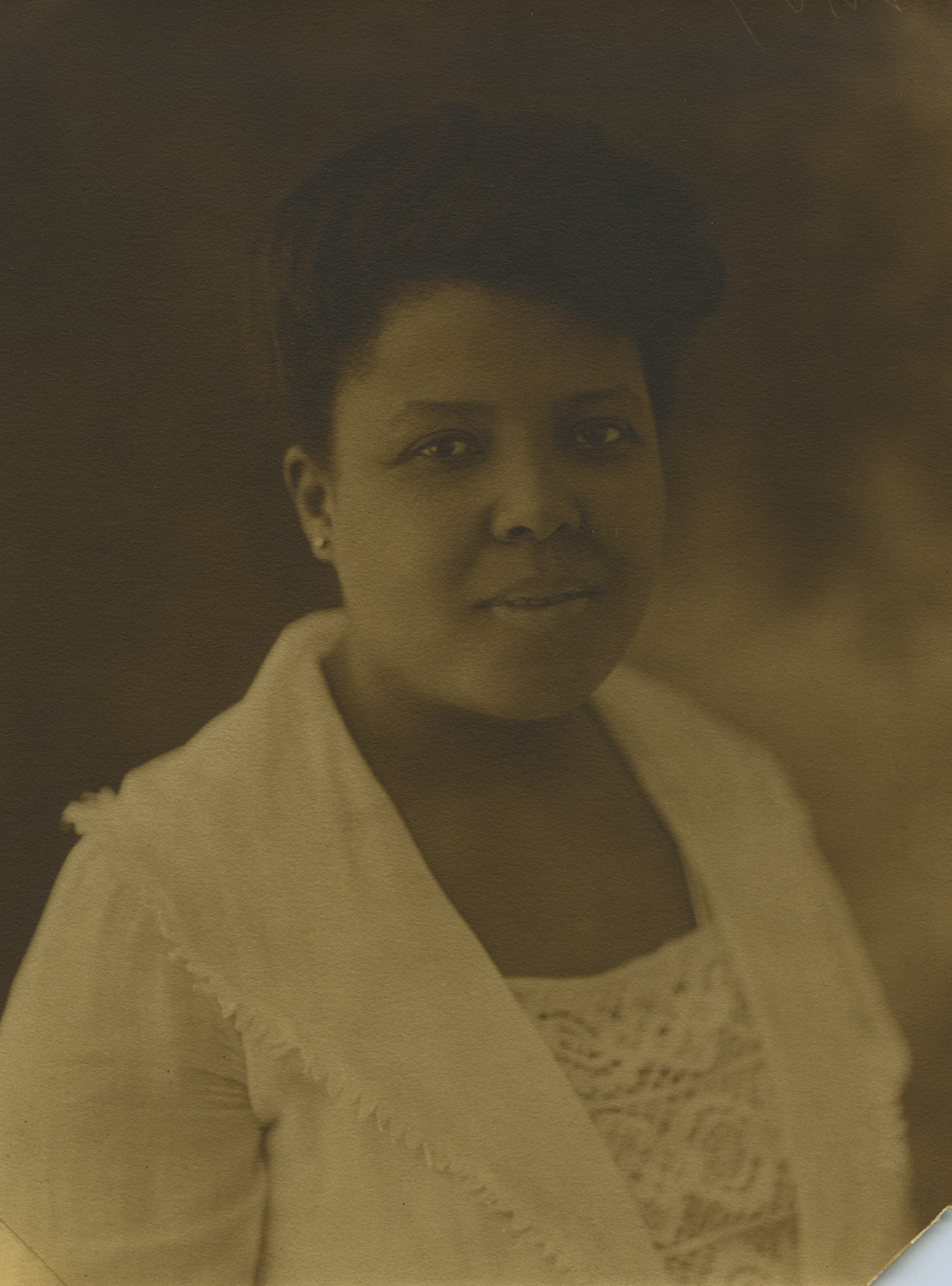 Daisy Lampkin. From the Childs Family Collection on Daisy Lampkin, MSS 657, Detre Library & Archives at the History Center.