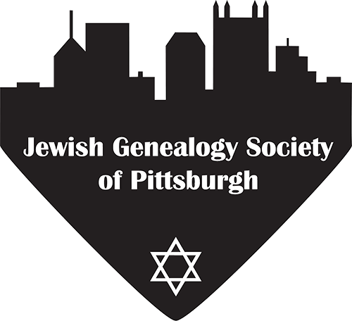 Jewish Genealogy Society of Pittsburgh