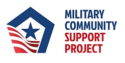 Military Community Support Project logo